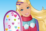 Barbie Snowboard – Barbie Igre