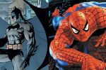 Batman i Spiderman – Igra letenja