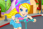 Polly Pocket na Romobilu – Polly Pocket Oblačenje